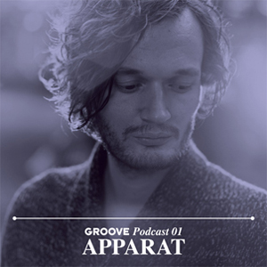 Groove Podcast 01 - Apparat