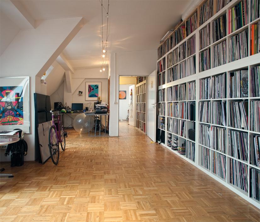 musikzimmer berlin teil zwei groove. Black Bedroom Furniture Sets. Home Design Ideas