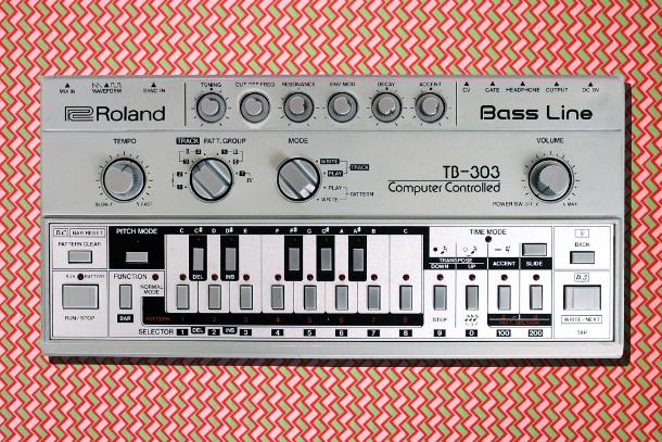 Roland TB-303 (Foto: Katja Ruge)
