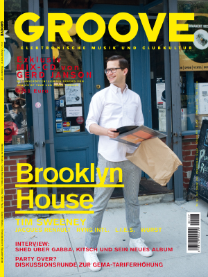 Groove 137 (Juli/August 2012)
