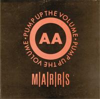 M/A/R/R/S - Pump Up The Volume