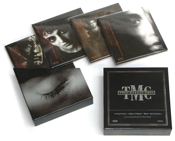 This Mortal Coil - Box Set
