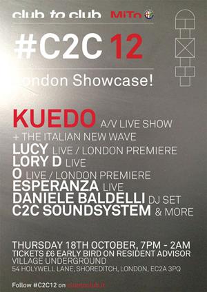 Club To Club London Preview