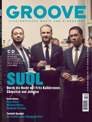 Groove 139 (November/Dezember 2012)