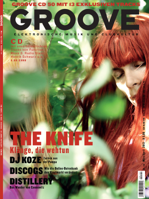 Groove 141 (März/April 2013)