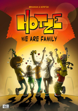 Cover: We Are Family
