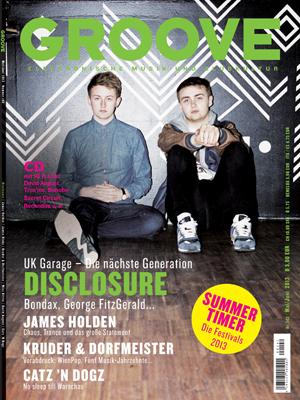 Groove 142 (Mai/Juni 2013)