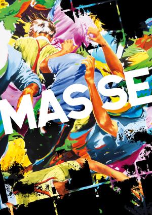 Plakat: Masse | von Norbert Bisky
