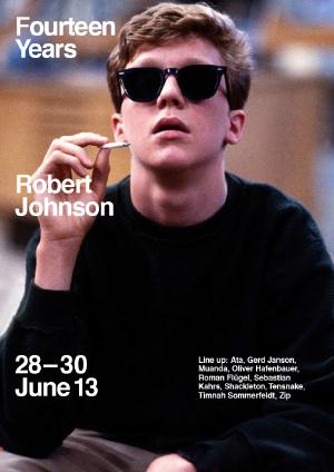 14 Jahre Robert Johnson