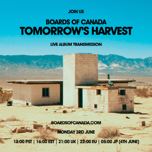 Boards of Canada Live-Stream