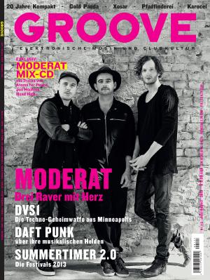 Groove 143 (Juli/August 2013)