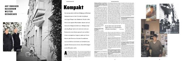 Groove 143: Zeitgeschichten - Kompakt