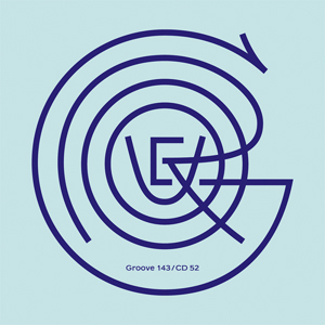 Groove CD 52 - Mixed by Moderat (Gestaltung: Pfadfinderei)