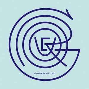 Groove CD 52 - Mixed by Moderat (Gestaltung: Pfadfinderei)