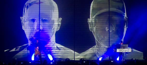 Sónar 2013: Pet Shop Boys live (Foto: Juan Sala)