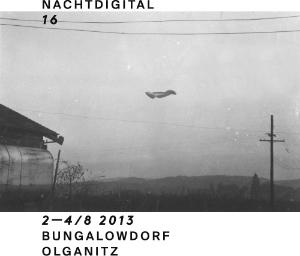 Nachtdigital 2013