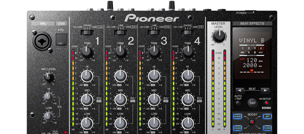 Pioneer DJM-75 | Bild zur Vollansicht anklicken!