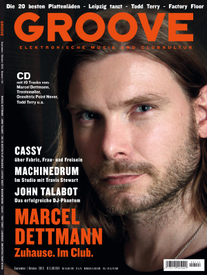 Groove 144 (September/Oktober 2013)