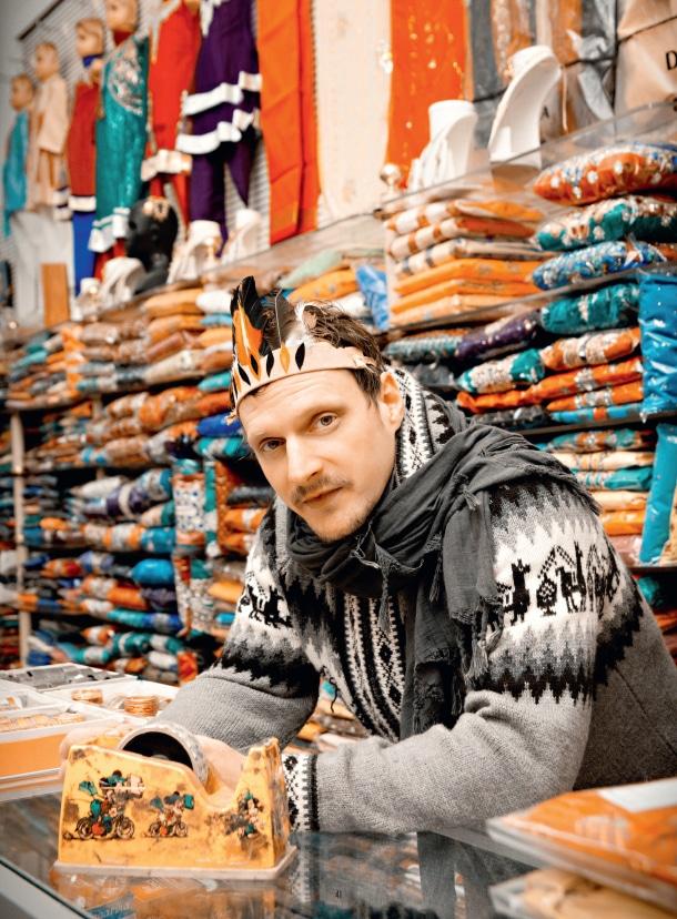 DJ Koze (Foto: Katja Ruge)