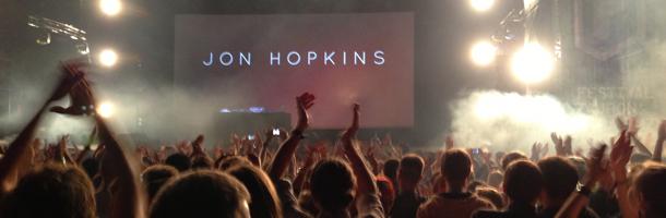 Jon Hopkins live