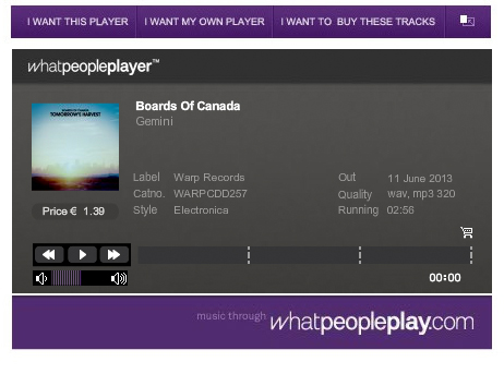 whatpeopleplayer: Groove Top 10 Alben