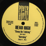 Head High - Keep On Talking (Dirt Mix)