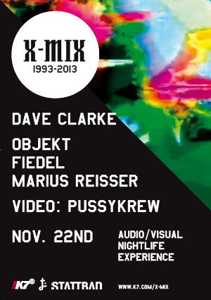X-Mix Flyer 2