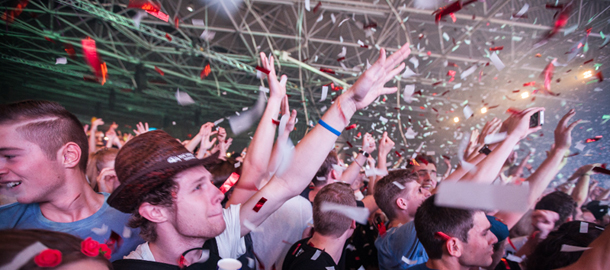 DJ Mag Awards @ ADE (Foto: Willeke Machiels)