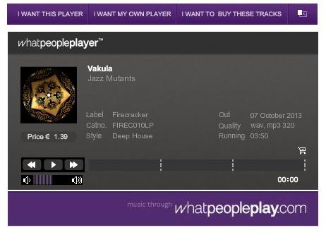 whatpeopleplayer: Groove Top 10 Alben