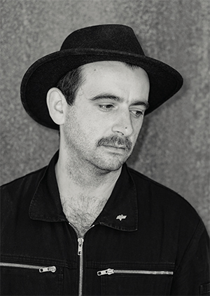 Sebastian Szary (Foto: Lars Borges)