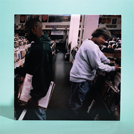 DJ Shadow - Entroducing.....