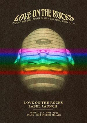 Love On The Rocks (Flyer)
