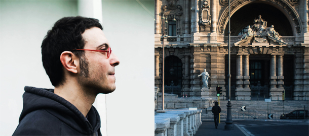 Donato Dozzy über Rom