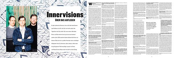 Innervisions: Über das Auflegen