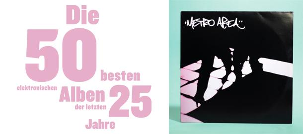 Metro Area - Metro Area