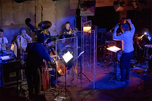 Owen Roberts Ensemble (Foto: Marco Microbi)