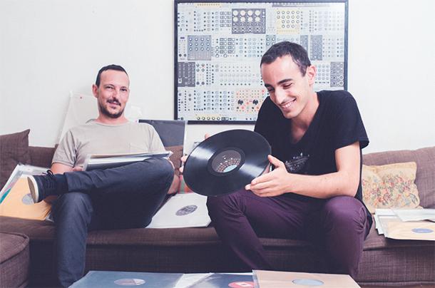 Eran Hadar & Nimrod Katzir (Record Saloon)