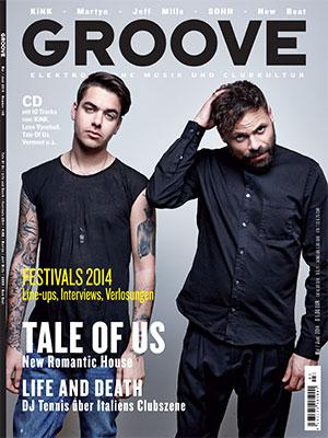 Groove 148 (Mai/Juni 2014)