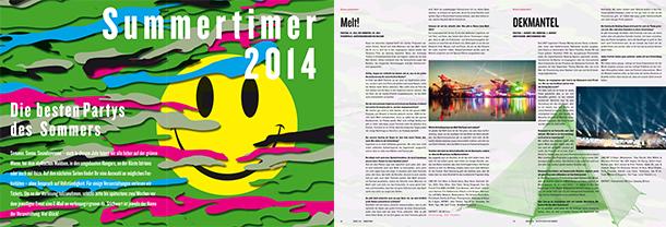 Summertimer 2014