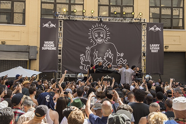 Larry Levan Block Party 2