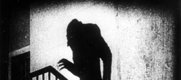 Nosferatu Berliner Fenster