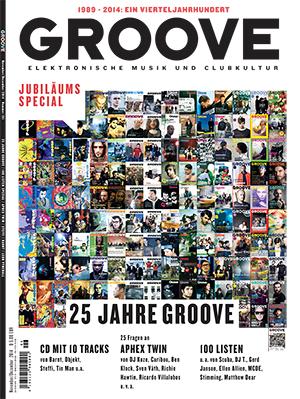Groove 151 (November/Dezember 2014)