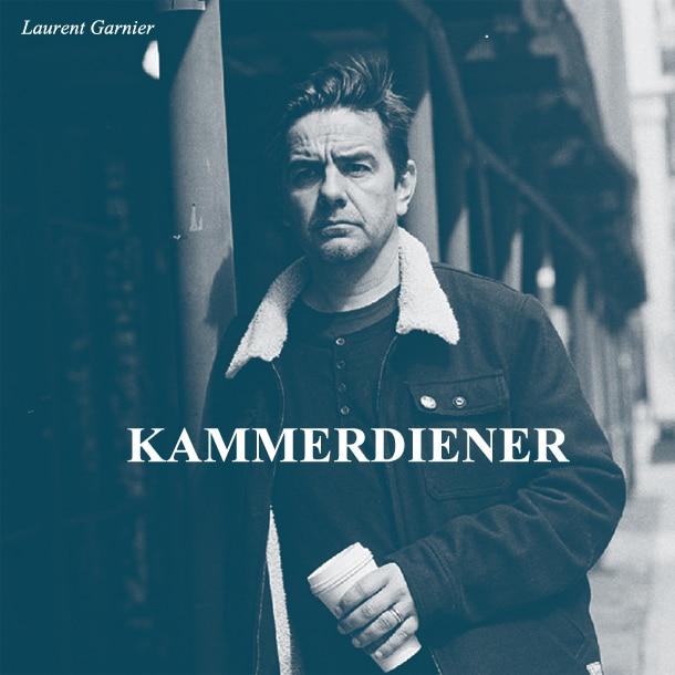 Laurent Garnier - Kammerdiener