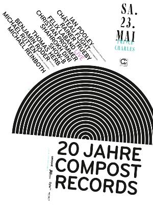 GROOVE PRÄSENTIERT 20 Jahre Compost Records | Groove