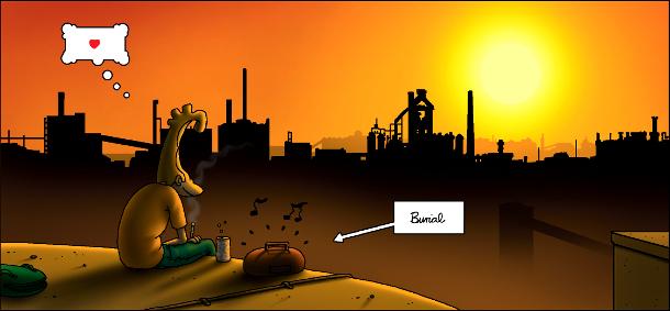 hotze-burial