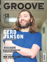 Groove 156 (September/Oktober 2015)