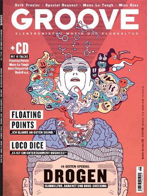 Groove 157 (November/Dezember 2015)
