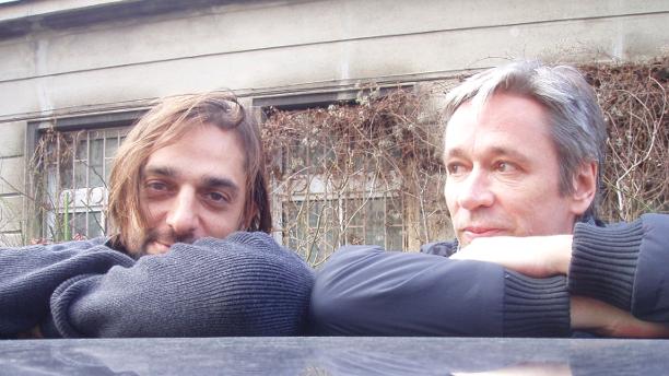 Ricardo Villalobs & Max Loderbauer by Stefan Stern