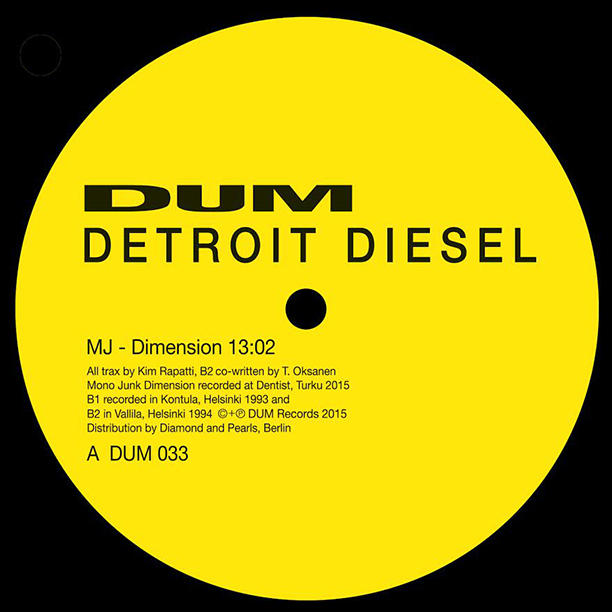 Detroit Diesel - Dimension