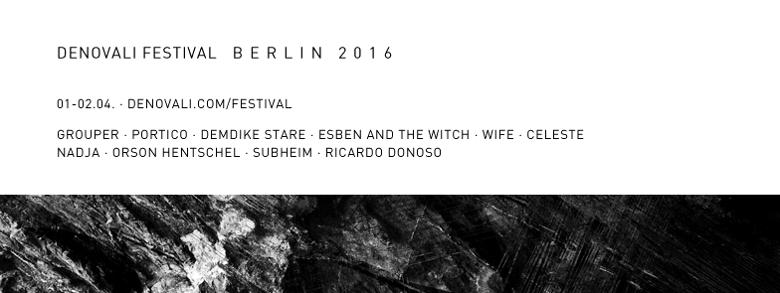 Denovali Festival Berlin 2016